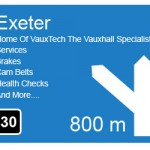 Vauxhall Specialist Exeter